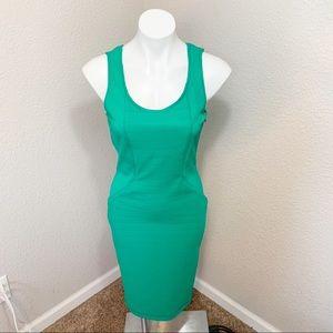 3/$25 RACHEL Rachel Roy Green Sleeveless Dress